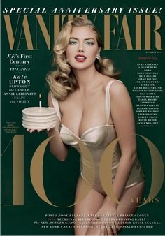 sexyqueen:   Kate Upton for Vanity Fair October 2013