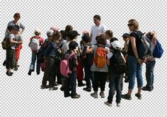 Image result for cutouts young people