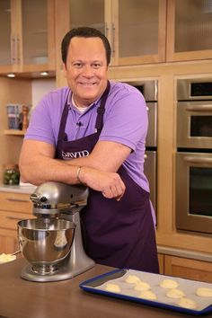 25 top qvc in the kitchen with david images david venable rh pinterest com