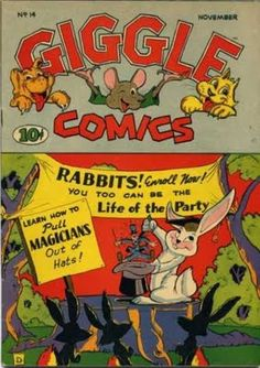 Giggle Comics number 14 from 1946