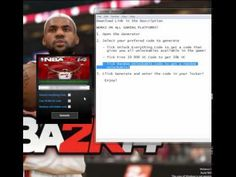 NBA 2k14 Cheats [NBA 2k14 Locker Codes Generator][All platforms] - http://nba2ktutorials.com/nba-2k14-cheats-nba-2k14-locker-codes-generatorall-platforms/
