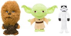 Happy Star Wars Day! May the Fourth be with you and your pets! How CUTE are these Star Wars dog toys?!?