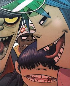 Gorillaz: End of an Era – KSSU The Blog