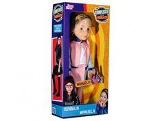 Boneca Manuela Cúmplices de um Resgate - Baby Brink com as melhores condições você encontra no Magazine Kellytop. Confira!