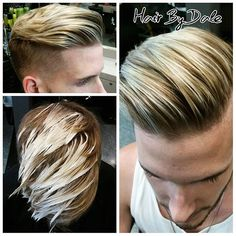 Men's Hair, Haircuts, Fade Haircuts, short, medium, long, buzzed, side part, long top, short sides, hair style, hairstyle, haircut, hair color, slick back, men's hair trends, disconnected, undercut, pompadour, quaff, shaved, hard part, high and tight, Mohawk, trends, nape shaved, hair art, comb over, faux hawk, high fade, retro, vintage, skull fade, spiky, slick, crew cut, zero fade, pomp, ivy league, bald fade, razor, spike, barber, bowl cut, 2016, hair trend 2015, men, women, girl, boy