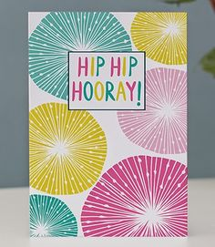Designer Jessica Hogarth launched her new card range Jazz, Zealous and Miniature Celebrations at PG Live earlier this month.