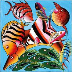 Mrope - Afrikanische Fischarten