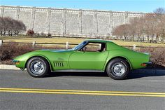 Here are five of the best Corvettes in the country and they'll be hitting the auction block in Scottsdale, Arizona next week.