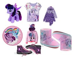 """""""Twilight Sparkle edition"""" by racheldenisnefeke on Polyvore featuring My Little Pony, George and kids"""