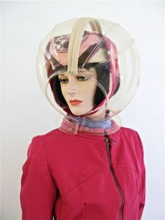 BRANIFF INTERNATIONAL AIRWAYS  Emilio Pucci  Emilio Pucci set some sort of standard with his space bubble in 1965, and no airline uniform designer has been as daring since. We should bring it back for Virgin Galaxy's inaugural flight next year.