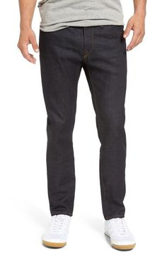 Volcom 'Solver' Tapered Jeans available at #Nordstrom