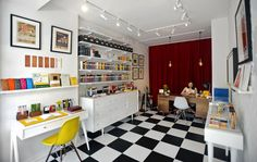 A Pencil Shop, for Texting the Old-Fashioned Way - The New York Times