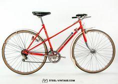 Steel Vintage Bikes - Peugeot Classic Ladies Bike from the 1970s