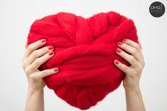 Fiber heart! Red Passion! Visit DHG website: http://www.dhgshop.it/index_eng.php
