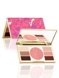 poppy picnic limited-edition Amazonian clay eye & cheek palette from tarte cosmetics