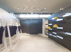 ceramiche refin showroom - Duccio Grassi architects