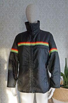 Vintage 1980s Sporty + Retro Ski Jacket - closiTherapi