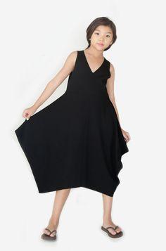 SHIHOSHI-Signature Dress for Girl | SHIHOSHI