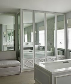 I would love to have these closet doors in the guest bedroom
