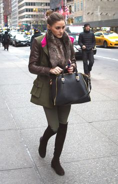 Top : le look d'Olivia Palermo