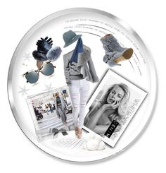 """Winter White Denim"" by kari-c ❤ liked on Polyvore featuring STELLA McCARTNEY, Chicwish, Burberry, Janessa Leone, Fendi, Maison Margiela and winterwhite"