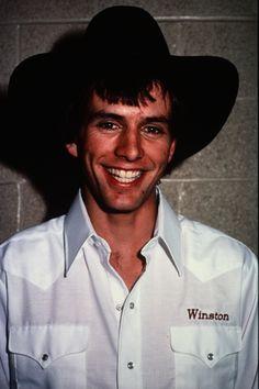 Lane Frost 1987 NFR in Las Vegas  October 12, 1963 - July 30,1989