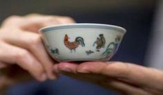 Paga 36mdd por un bol chino y dice que es 'razonable'