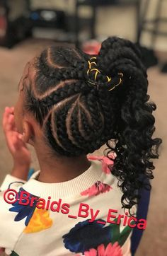 53 Box Braids Hairstyles That Rock - Hairstyles Trends Box Braids Hairstyles, Lil Girl Hairstyles, Black Kids Hairstyles, Natural Hairstyles For Kids, Kids Braided Hairstyles, My Hairstyle, Natural Hair Styles, Toddler Hairstyles, Hairstyles Pictures