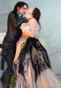 I Capuletti e i Montechi (Bellini): Joyce DiDonato y Ekaterina Siurina. Munich