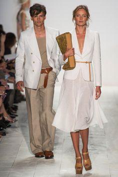 michael kors 2014 spring summer | Smartologie: Michael Kors Spring/Summer 2014 - New York Fashion Week