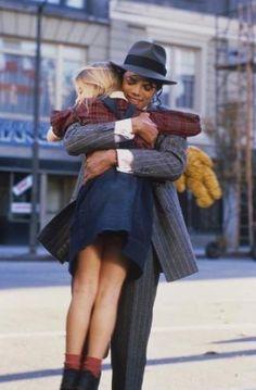 I wanted to be her SOOOOO BAD!  Michael Jackson and Kellie Parker in Moonwalker | 1988