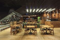 50 friends restaurant by Cherem Arquitectos Mexico City 02 50 friends restaurant by Cherem Arquitectos, Mexico City