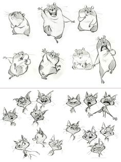 Pin by will terry on characters character design, character sketches, carto Character Design Cartoon, Drawing Cartoon Characters, Character Sketches, Character Design References, Character Drawing, Character Illustration, Cartoon Drawings, Art Drawings, Cat Character