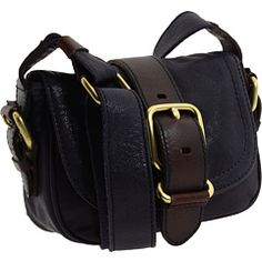 Fossil Emory Small Flap-Navy. Running out, but you don't need much-grab this cute bag.