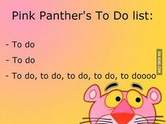 To do,to do,to do..