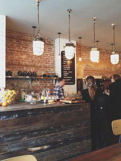 Kitsuné Espresso Bar - Montréal