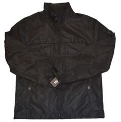 Michael Kors Men's Black Lightweight Jacket
