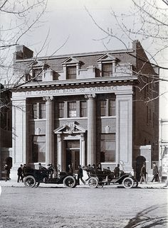 11 cm x 15 cm black and white photograph The Canadian Bank of Commerce at 216 - 5 Street South in Lethbridge. The Lethbridge Land and Coal Company is. Barbados, Jamaica, Honduras, Bolivia, Banff National Park, National Parks, Costa Rica, Puerto Rico, Cuba