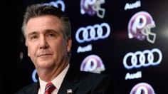 """Redskins President Bruce Allen Responds With Letter to Sen. Harry Reid .When NFL Commissioner Roger Goodell received a letter from 50 Senators urging the league to endorse a name change for the Washington Redskins, President Bruce Allen responded with his own letter to Senator Harry Reid on Friday.  In Allen's letter to Sen. Reid, he offers a """"few important facts"""" referencing some historical background"""