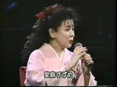 This is Miyako Harumi's signature song - Osaka Shigure Japanese Song, Toshiro Mifune, Video Clips, Osaka, Asian, Songs, Videos, Music, Youtube