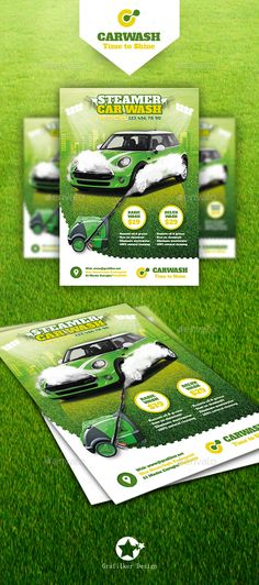 Car Wash Flyer | Car Wash, Flyer Template And Print Templates