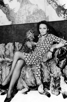 Diane Von Furstenberg's Wrap Dress. you can't mess this up if you tried.