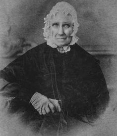 Sarah Bush Johnston became Lincoln's stepmother in 1819, a year after his biological mother died of milk sickness.