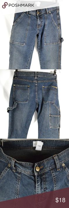 "Calvin Klein Bootcut Jeans Women's Size 7 Very unique boot cut jeans by Calvin Klein! Women's Size: 7. Waist - 30"" / Rise - 7 1/2"" / Inseam- 33"" *If you appreciate old school quality - you're in the right place. We usually ship within 1 business day! Thanks for visiting my Closet! Calvin Klein Jeans Pants Boot Cut & Flare"