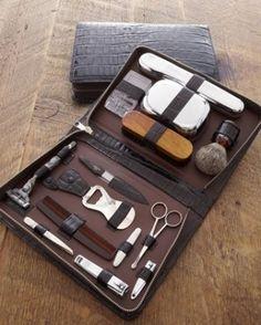 Number one men's grooming kit