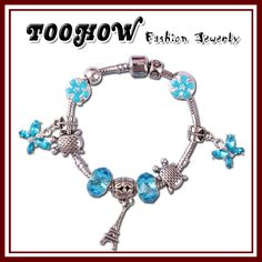 Find More Charm Bracelets Information about TOOHOW 2014 DIY glass beads bracelet bangle,More Popular Fashion charm  Bracelet for women in Summer New bracelet bangle,High Quality bracelet fashion,China bracelet rondelle Suppliers, Cheap bracelet pendrive from TOOHOW on Aliexpress.com