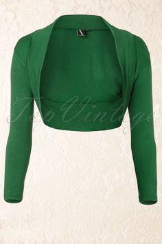 Lady Bolero in Green