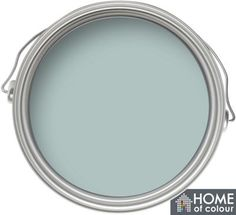 Home of Colour Kitchen and Bathroom Duck Egg - Matt Emulsion Paint - 2.5L