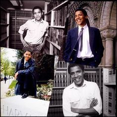 FEED | Websta - get1later #TBT......On This Date (1990) Barack Obama is Elected the President of The Harvard Law Review. The First African American Bestowed This Honor (Which is generally considered the most prestigious in the country) in its THEN 104-year history. #photogrid #BlackHistoryMonth #Potus #BlackHistory #HarvardLawReview