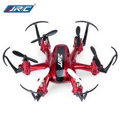 JJRC H20 - $13.99 (29% OFF)  🔥 Hexacopter RED  Mini Version with 2.4G 6-Axis Gyro Remote Control 4 Channel Headless Mode RTF  http://grbe.st/EVT2H #Quadcopter, #drone, #JJRC, #дрон, #квадрокоптер, #gearbest 6088